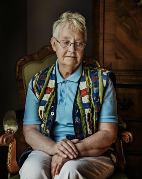 SKULLE TIES IHJEL: Hildburg Esch var seks år da de sovjetiske soldatene kom. Hun husker bergene med døde kropper i gata. Og åra etterpå, da det som skjedde aldri skulle snakkes om.