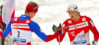 Sundbys eneste konkurrent er tsjekkisk og går ikke Tour de Ski