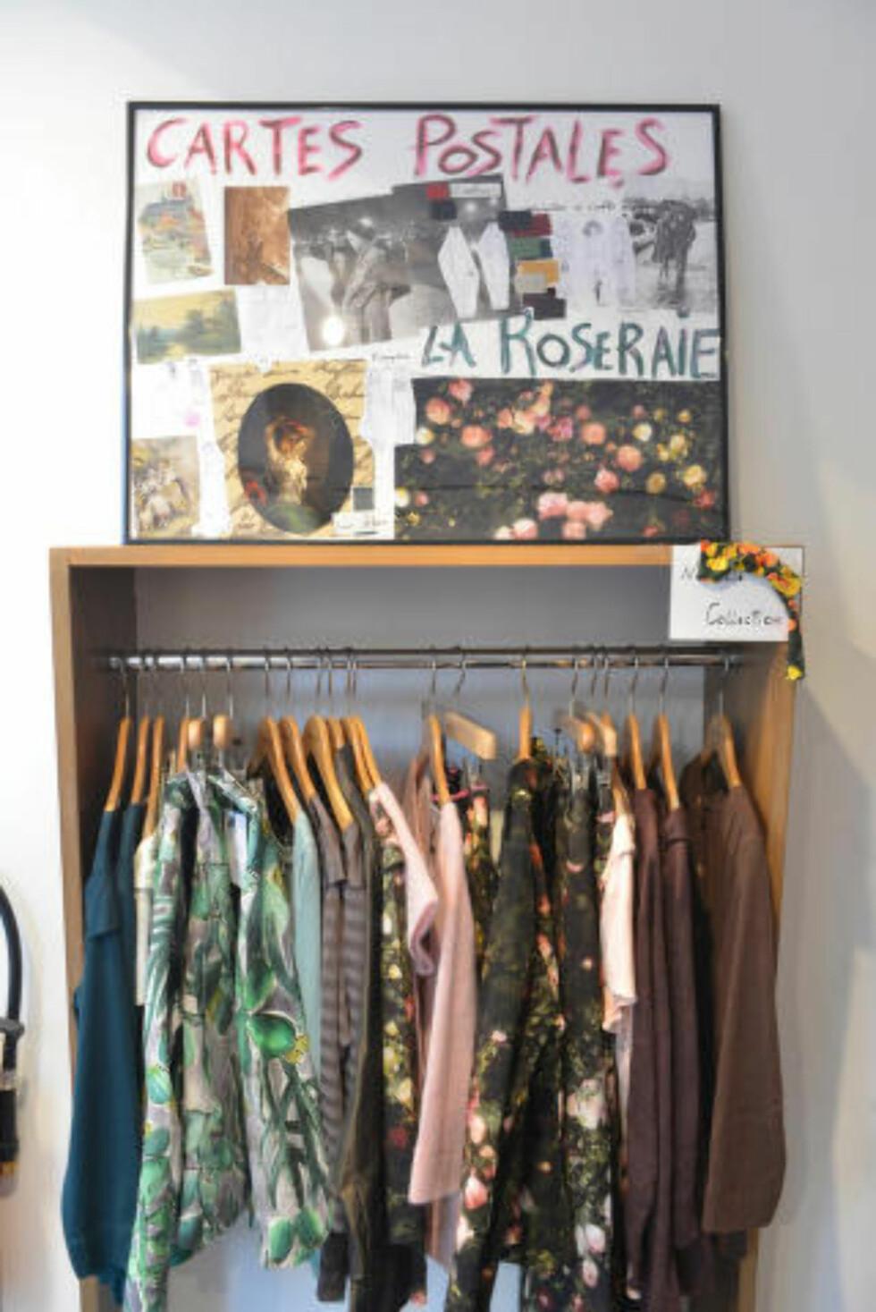 DIN EGEN STIL: Saint-Germain-des-Prés er et bra område for å finne klær som naboen ikke har. Bydelen har en rekke uavhengige designerbutikker. Foto: GJERMUND GLESNES