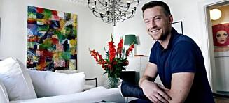 Anders fikk over en halv million over prisantydning. Sjekk boligmarkedet i de fem største byene!