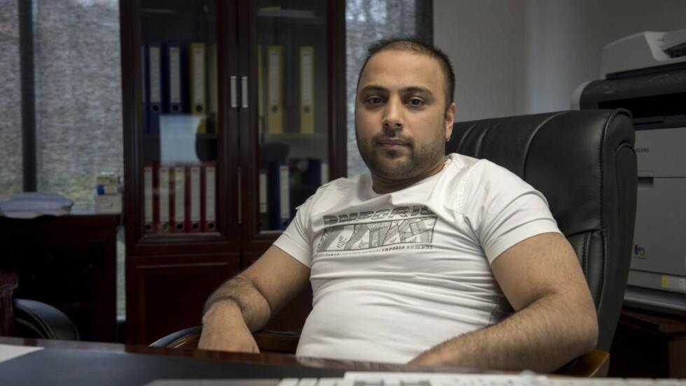 HOVEDMANNEN: Påtalemyndigheten mener Sajjad Hussain er hovedmannen i Lime-saken. Han nekter straffskyld. Foto: Jacques Hvistendahl / Dagbladet