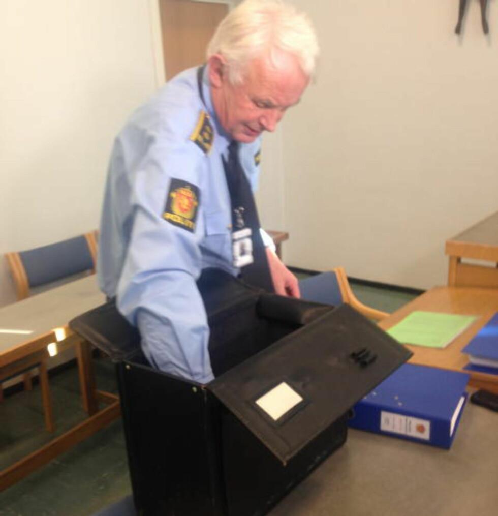 VARSLER FLERE SIKTELSER: Politiadvokat Hans Lyder Haare i politiet i Sørøst. Foto: Anders Holth Johansen/Dagbladet