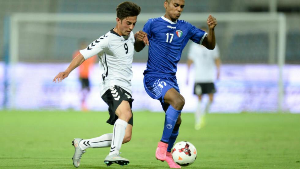 MULIG UTESTENGELSE: Oljestaten Kuwait kan bli utestengt fra Det internasjonale fotballforbundet (FIFA). Foto: NTB Scanpix