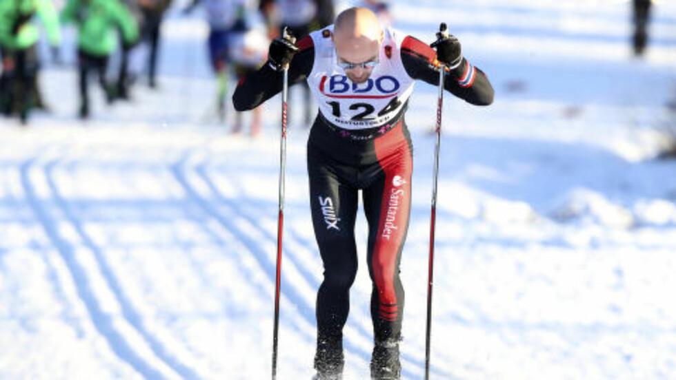 NEST BEST: Tord Asle Gjerdalen kapret 2. plassen i La Diagonela. Foto: Terje Pedersen / NTB scanpix