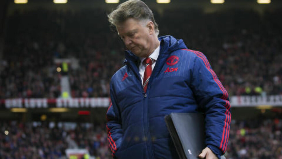 FORSTÅR PIPINGEN: Louis van Gaal. Foto: AP Photo/Jon Super