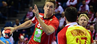 Norge sviktet og spilte uavgjort i EM-thriller