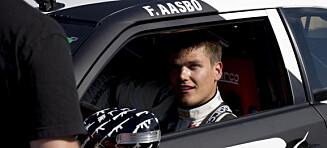 Aasbø ble verdensmester i drifting: - Helt vanvittig