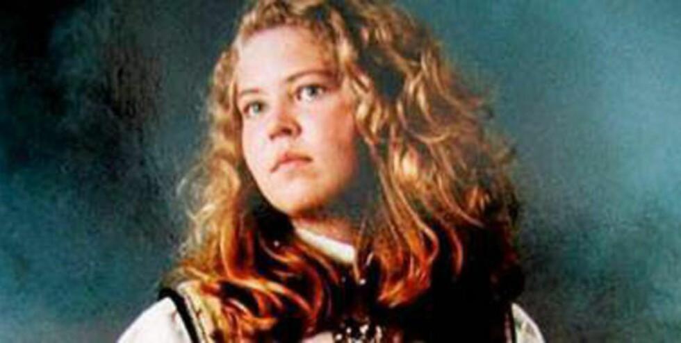DREPT: 6. mai 1995 ble Birgitte Tengs funnet drept langs en landevei på Karmøy, noen få hundre meter unna huset der hun bodde. Hun ble 17 år gammel. Foto: Privat