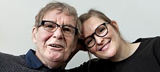 Emilie - datter av verdensberømt jazztrommeslager