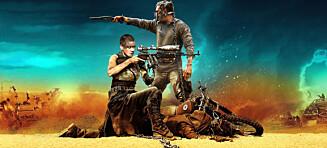 Landeveiens kriger rir igjen - i en rockvideo av en actionfilm