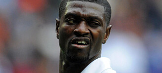 Adebayor vet knapt noe om sin nye Premier League-klubb: - Kommer til å google dem
