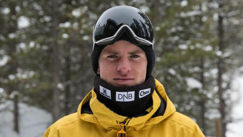 BRONSE: Mons Røisland kjørte inn til bronse i slopestyle i X Games. Foto: Snowboardforbundet.