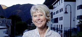Styrtrike Hilde (55) går til ullkrig mot motegiganter