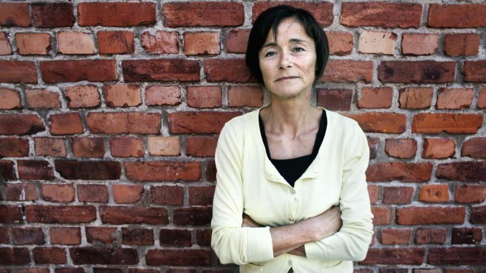 ADVARER: Hege Storhaug gir ut bok, der temaet blant annet er vern av friheten.  Foto: Henning Lillegård / Dagbladet