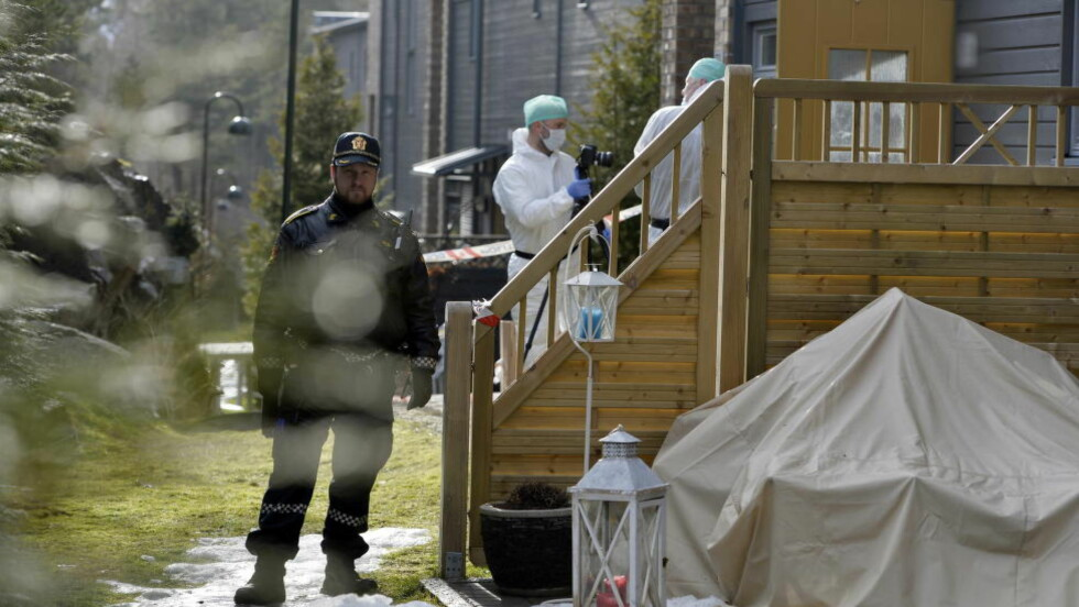 DREPT I BRØDRENES HJEM: 22-åringen ble angrepet og drept i de tiltalte brødrenes hjem. Foto: Øistein Norum Monsen / Dagbladet