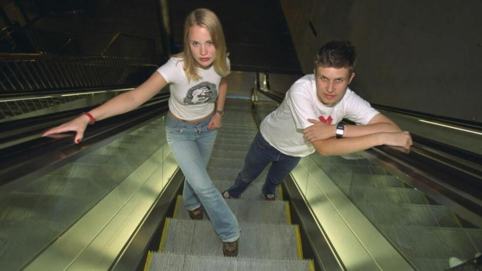 HJERTETEGN: Et innblikk inn i de skjebnesvangre forholdene i forholdet til Annie og DJ Erot gjør den kritikerhyllede «Heartbeat» fra 2004 til en enda mer hjerteskjærende opplevelse. Bildet er fra 1999. Foto: SCANPIX