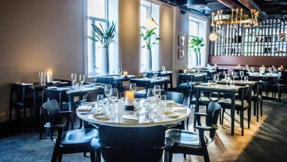 DELIKAT: I de tidligere lokalene til Magma og Egon har restaurant BA 53 skapt en hyggelig ramme rundt besøket. Og noen retter imponerer. Foto:THOMAS RASMUS SKAUG
