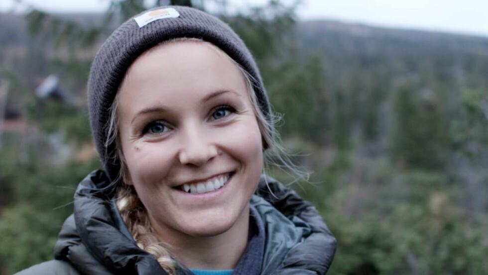 ENGASJERT: Christine Spiten er sterkt engasjert i miljøet, og håper at undervannsdronen vil bidra til å opplyse folk om hvordan situasjonen er for verdenshavene. Foto: Privat.