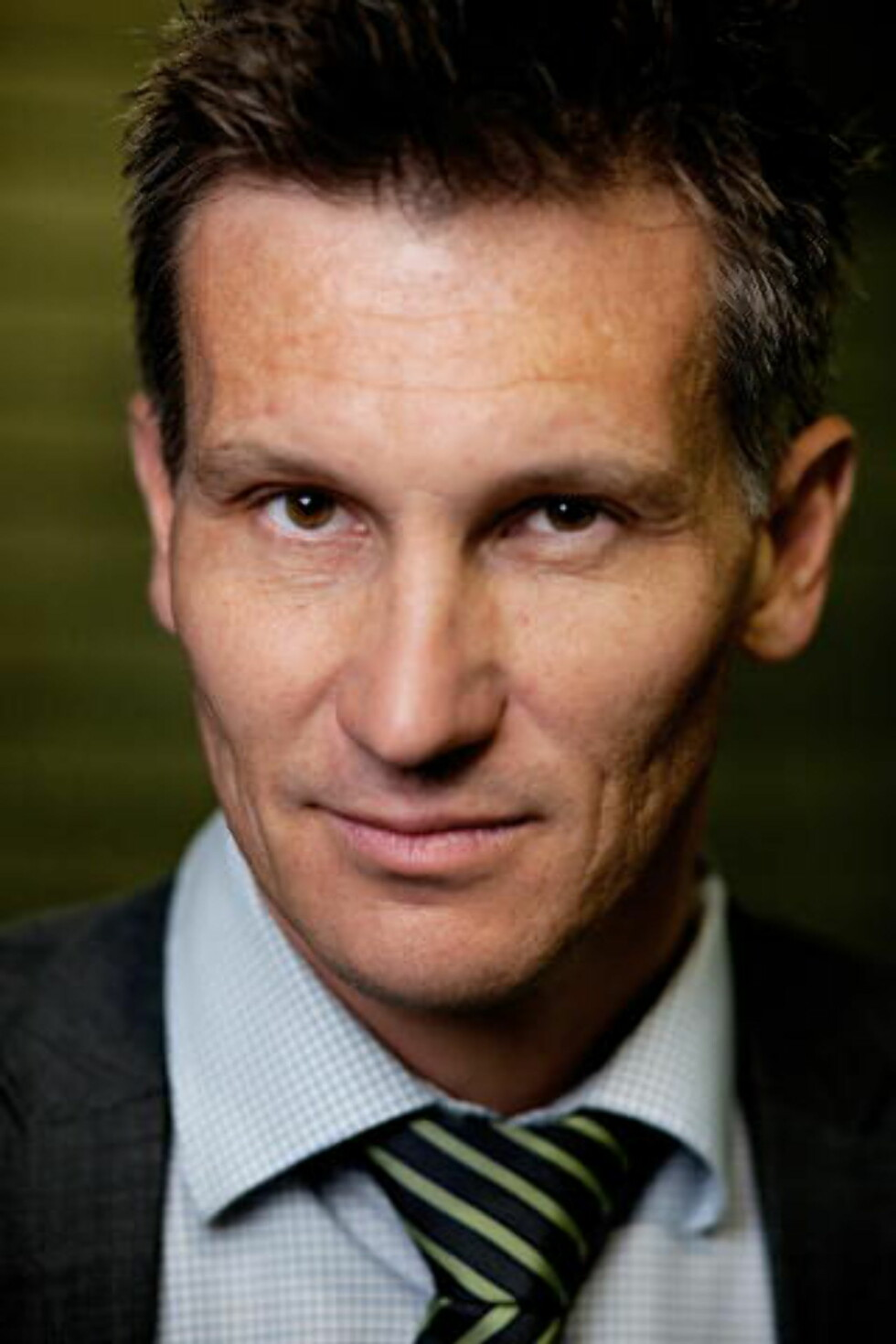 GIR GEBYR: Direktør Bjørn Erik Thon i Datatilsynet var ikke tvil om at Justisdepartementet brøt loven. Foto: Jo Straube / Dagbladet
