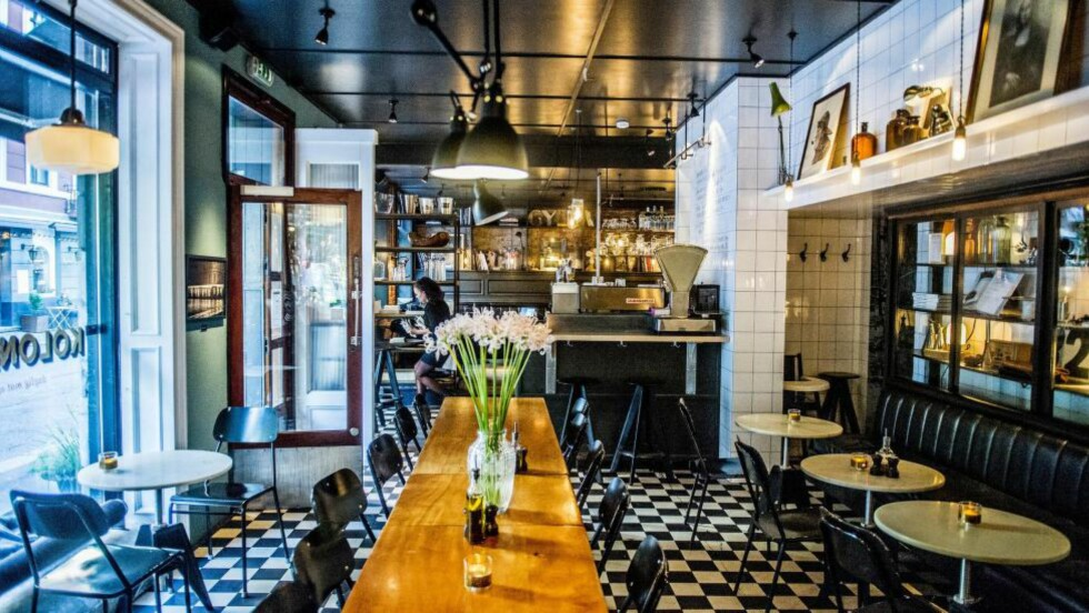 HYGGELIG:  Restaurant Kolonialen byr på herlig stemning og noen høydepunkter matmessig. Man må også passe på lommeboka. Alt ekstra koster penger. Foto:THOMAS RASMUS SKAUG