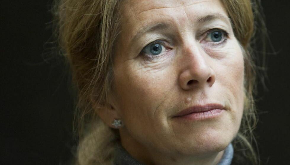 REAGERER: Ingebjørg Harto, avdelingsdirektør i NHO, lurer på hvor UiO-professoren henter påstandene sine fra. Foto: Berit Roald / Scanpix