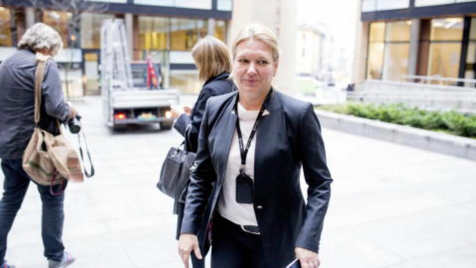 TATT UT SIKTELSE: Førsteadvokat i Økokrim bekrefter at de nå har tatt ut siktelse mot Jo Lunder, tidligere direktør i Vimpelcom. Foto: Sveinung U. Ystad, Dagbladet
