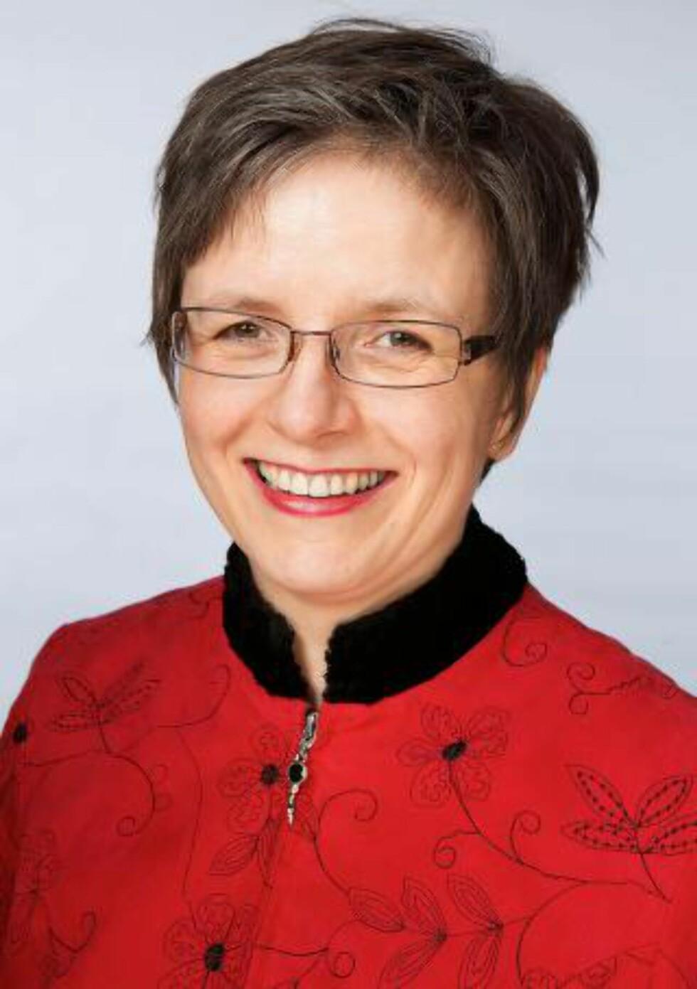 IKKE ET SJOKK: Det kom ikke som et sjokk for jusprofessor Beate Sjåfjell at Lunder ble pågrepet onsdag kveld. Hun sier det vil være naturlig å pågripe personer i styret til Vimpelcom. Foto: UIO