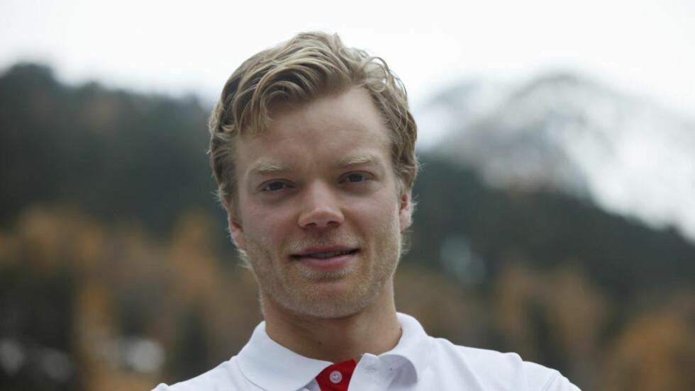 SATSER PÅ MER DISTANSE:  Eirik Brandsdal. Foto: NTB Scanpix