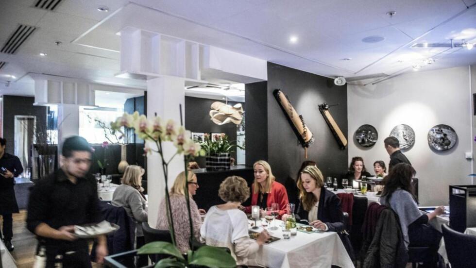 HOLDER KOKEN: Xích Lô har i løpet av 14 år etablert seg som en av byens beste vietnamesiske restauranter. Den er asiatisk, men influert av fransk kokekunst, slik Vietnam var da franskmennene oppholdt seg i Indokina.Foto: THOMAS RASMUS SKAUG