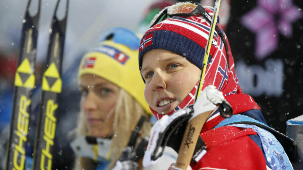 ANDREPLASS:  Kari Øyre Slind overrasket med en ny god plassering på Beitostølen.  Foto: Terje Pedersen / NTB scanpix