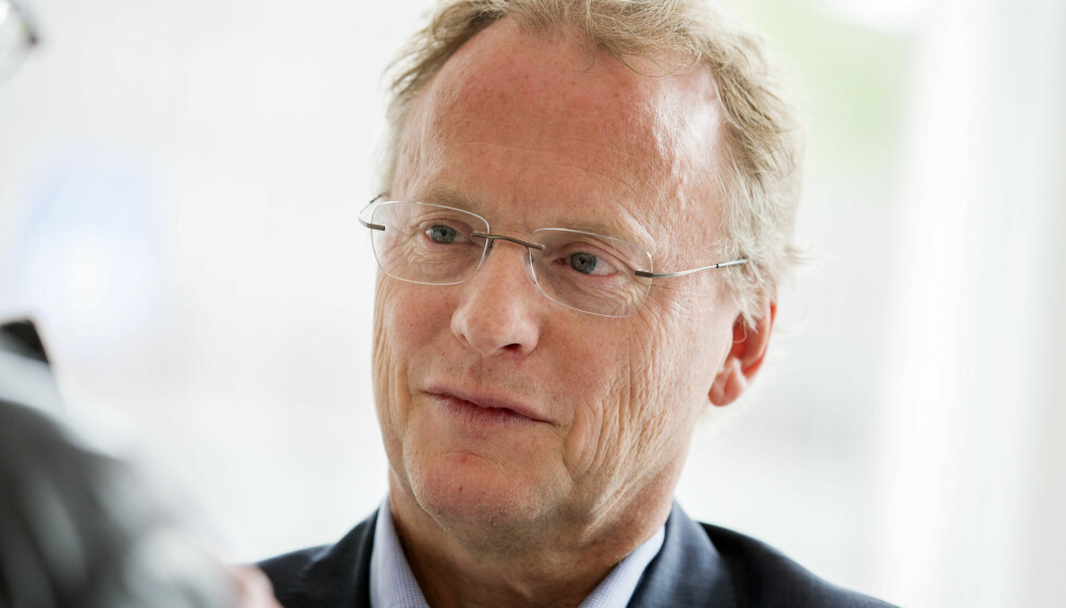 """IKKE RÅD: APs Raymond Johansen mener fortsatt at det er uheldig at han leder et """"byråd"""". Foto: Håkon Mosvold Larsen / NTB scanpix"""