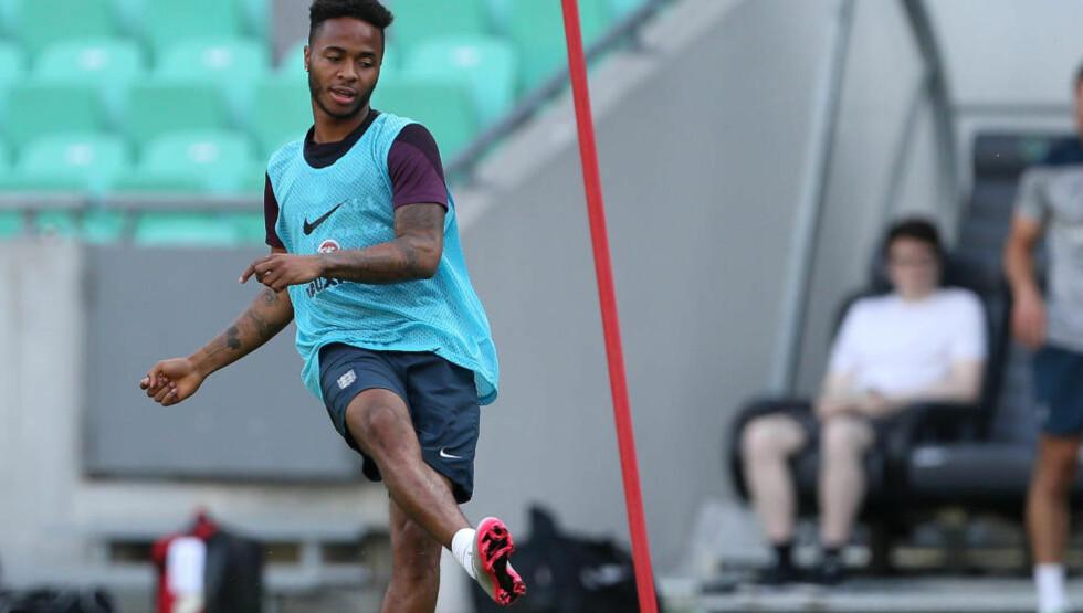 FORTSETTER JAKTEN: Manchester City skal ha tilbudt Liverpool 560 millioner kroner for Raheem Sterling. Foto: David Klein/Sportimage/Cal Sport Media