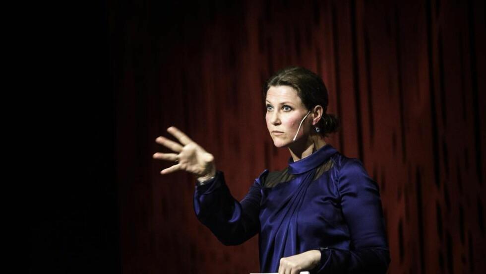 KONGELIG OG KOMMERSIELL: Det meste Märtha Louise har foretatt seg de seinere åra har blitt gjenganger for offentlig debatt. Foto: Nina Hansen / Dagbladet