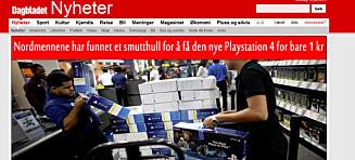 Slik forsøker svindlerne å lure deg med falsk Dagbladet.no