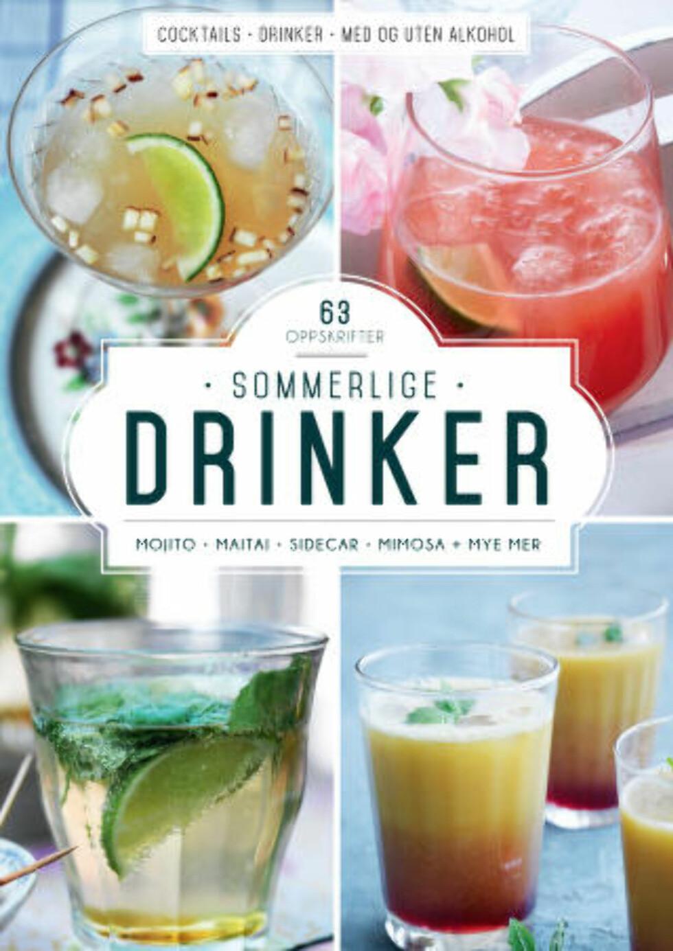 SOMMERLIG: Den klassiske drinken Maitai er en av mange oppskrifter du finner i oppskriftsboka Sommerlige drinker. Foto: ALL OVER PRESS
