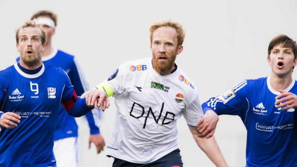TIL SARPSBORG 08: Peter Kovacs. Her fra en cupkamp mot Kjelsås. Foto: Berit Roald / NTB scanpix