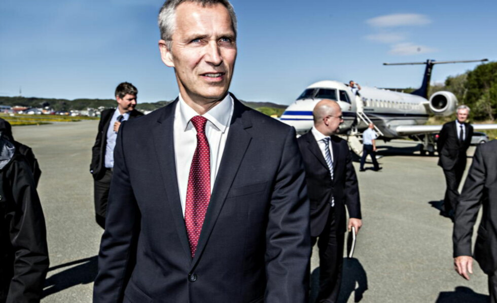 TIL UTØYA: Norge har klart å stå opp for sine viktigste verdier etter at terroren rammet for fire år siden, mener NATOs generalsekretær Jens Stoltenberg.  Foto Hans Arne Vedlog / Dagbladet
