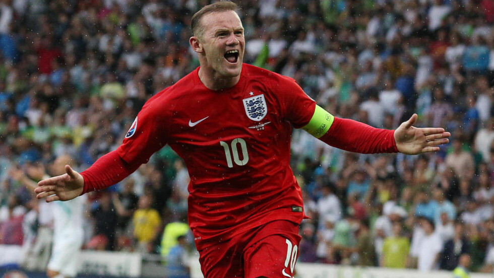 JAKTER REKORD: Wayne Rooney. Foto: Andy Hooper Daily Mail/ Solo Syndication