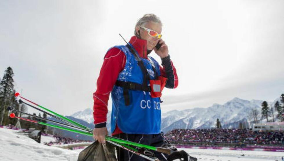 HAR GITT SEG: Skiforbundet jobber med å finne Åge Skinstads etterfølger som langrenssjef.  Foto: Bjørn Langsem / DAGBLADET