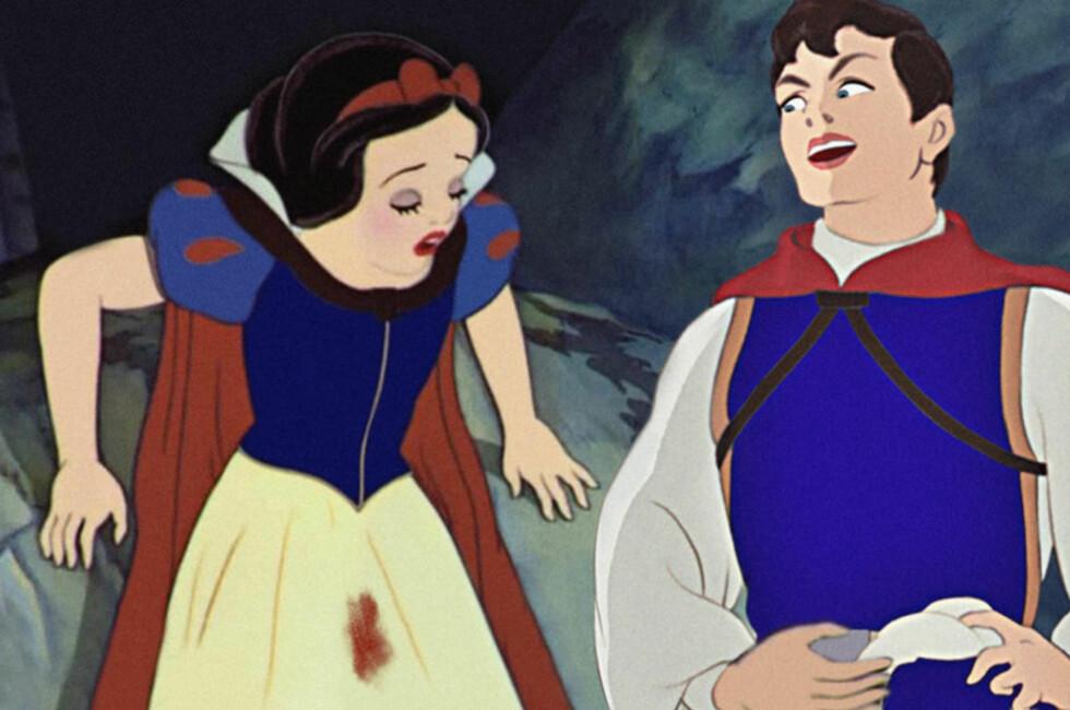 MENSEN-KUNST:  Kunstneren Saint Hoax mener jenter ikke skal måtte beklage seg for å ha mensen. Det vil han signalisere med disse bildene. Illustrasjon: Saint Hoax