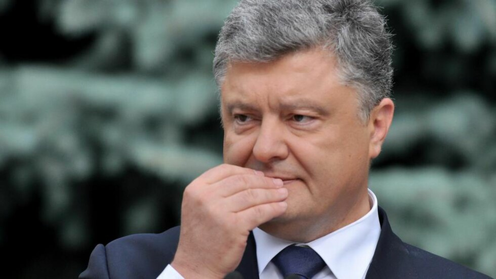 GRUNN TIL Å BITE NEGLER?  Ukrainas president Petro Porosjenko må ta et oppgjør med oligarkene. Foto: Corbis / NTB Scanpix