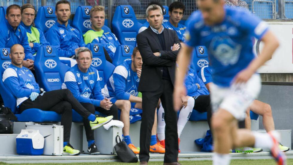 TIL ZAGREB: Molde må til Zagreb i den tredje kvalifiseringsrunden til Champions League, der de møter Dinamo Zagreb.  Foto: Svein Ove Ekornesvåg / NTB scanpix