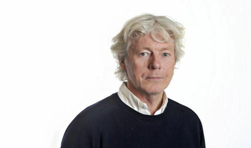 - SKAMMELIG: Det sier Morten Pedersen om UEFAs hakekors-straff. Foto: Hans Arne Vedlog/Dagbladet
