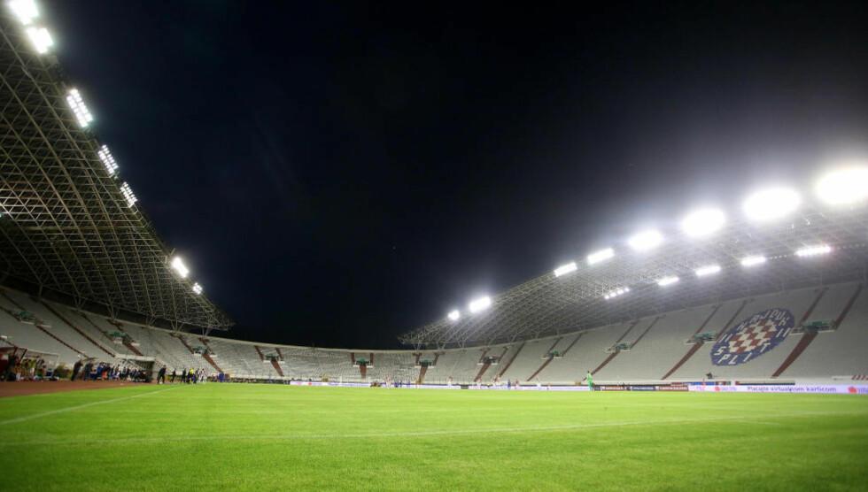 - LATTERLIG: Morten Pedersen mener straffen Kroatia har fått av UEFA er altfor mild. Foto: Scanpix