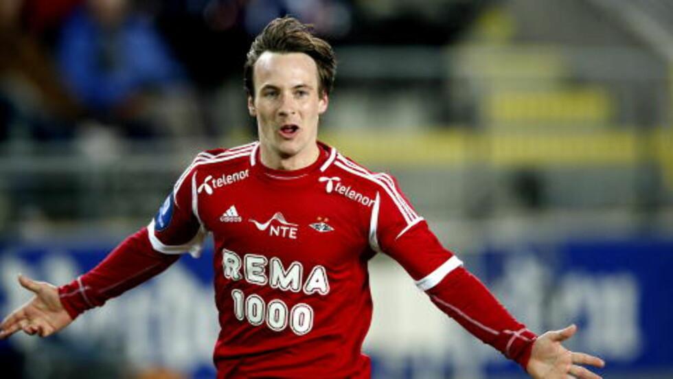 VIL IKKE MØTE NORGE: RBKs danske vise-kaptein Mike Jensen. Foto: Bjørn Langsem / DAGBLADET.
