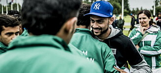 Avkreftet Roma-ryktene under Norway Cup-besøk
