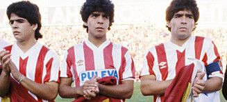 Maradona blir regnet som tidenes beste fotballspiller - brødrene klarte aldri å leve opp til navnet