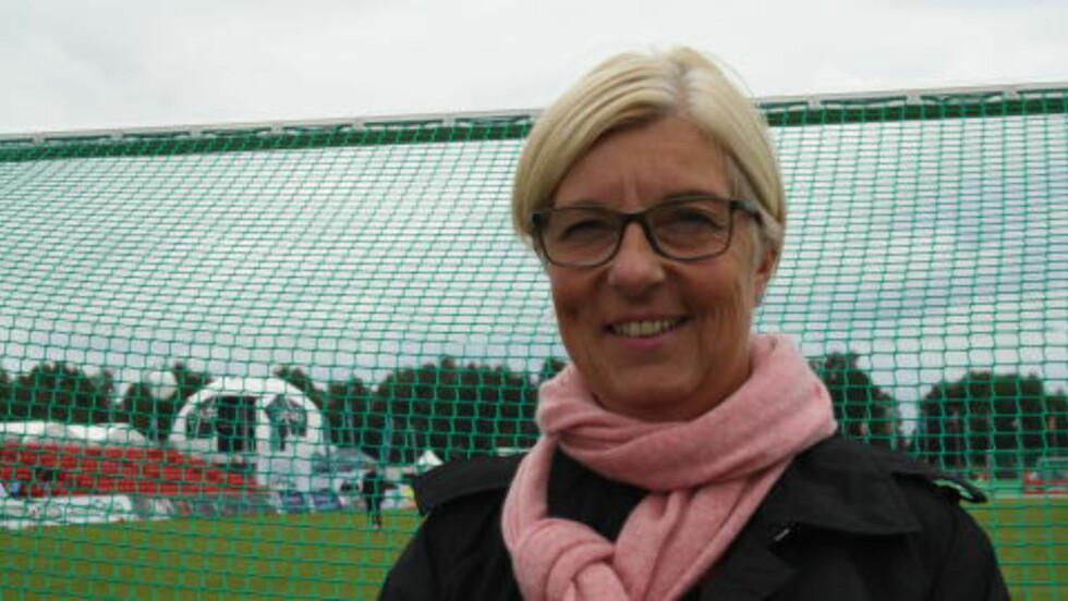 KAMPEN MOT TOBAKK: Lisbeth Normann har tatt opp kampen mot tobakk, spesielt blant barn og unge. Foto: Ine-Elise Høiby