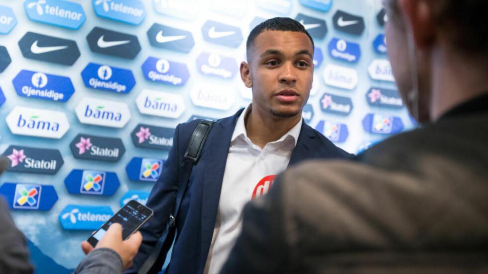 ENIGE: Bournemouth har endelig kommet til enighet med Blackburn om hvor mye de skal betale for norske Joshua King (23). Foto: Audun Braastad / NTB scanpix