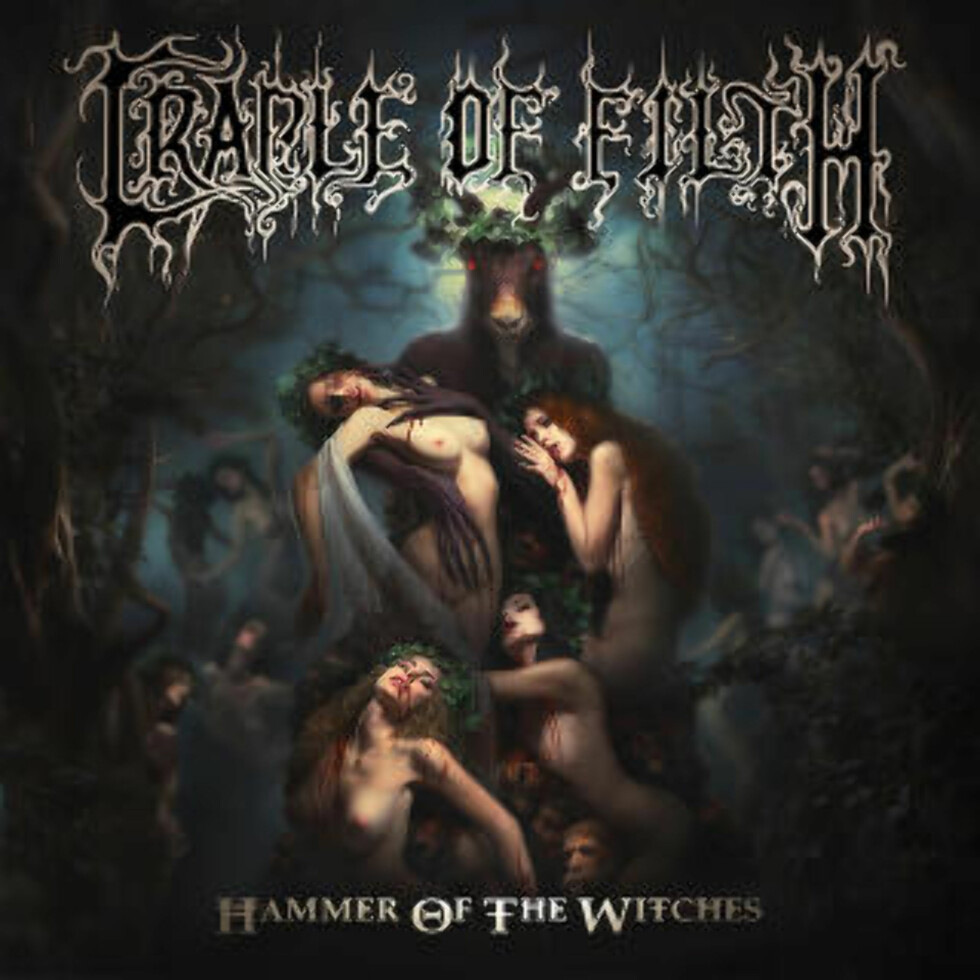 Anmeldelse: Cradle of Filth - «Hammer of the Witches»